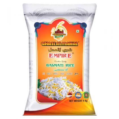 Empire Basmati Rice 1 kg